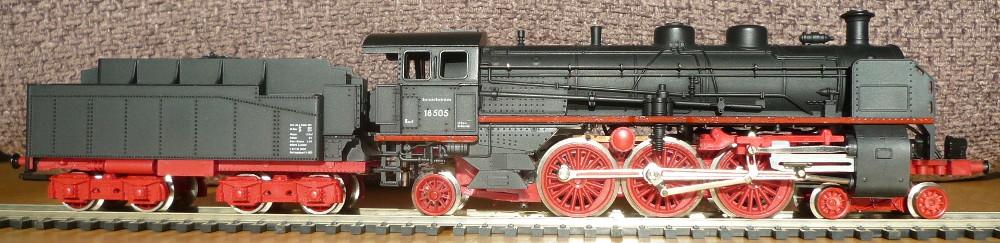 Meine CIWL-Wagen von Jouef und Rivarossi BR18505